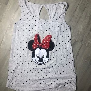 Disney Minnie Mouse Polka Dot Tank